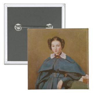 Retrato de señora Baudot, la sobrina del artista Pin Cuadrado