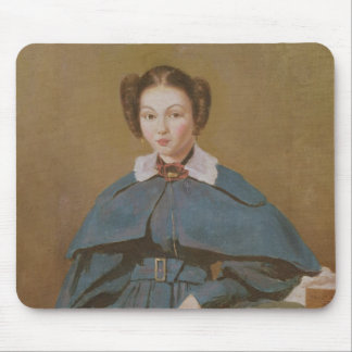 Retrato de señora Baudot, la sobrina del artista Tapetes De Raton