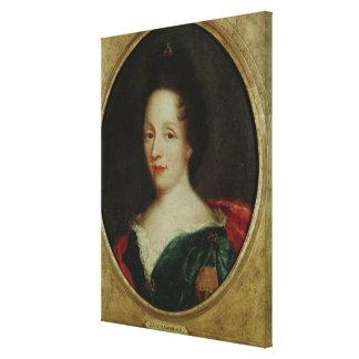 Retrato de señora Champmesle Impresiones De Lienzo