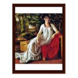 Retrato de señora Cotta (Cotta de Wilhelmina Postal