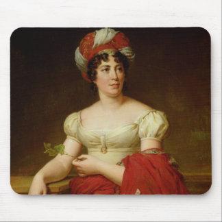 Retrato de señora de Stael Alfombrilla De Raton