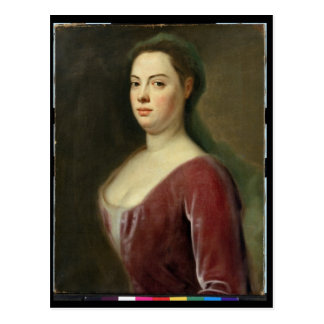 Retrato de Señora Denner Postal