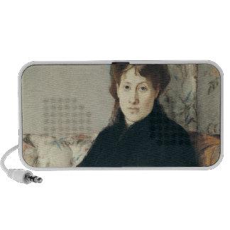 Retrato de señora Edma Pontillon 1871 Notebook Altavoces