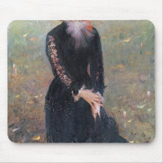 Retrato de señora Eduardo Pailleron, 1879 Mousepad