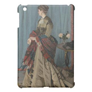 Retrato de señora Gaudibert - Claude Monet