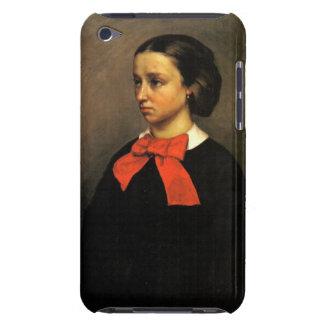 Retrato de señora Jacquet (aceite en lona) Barely There iPod Coberturas