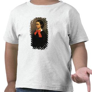 Retrato de señora Jacquet (aceite en lona) Camisetas