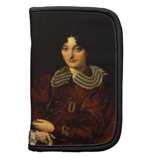 Retrato de señora Marcotte de Sainte-Marie (1803- Organizador