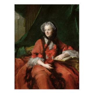 Retrato de señora Maria Leszczynska 1748 Postales