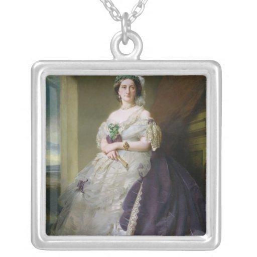 Retrato de señora Middleton, 1863 Joyería