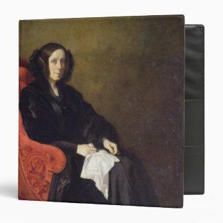 Retrato de señora Poullain-Dumesnil, 1842