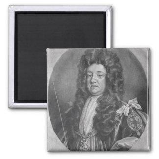 Retrato de Sidney Godolphin Imán Para Frigorifico