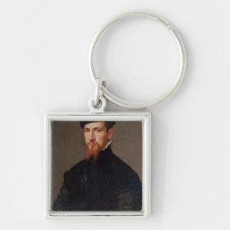 Retrato de Simon Renard 1553 Llavero