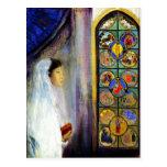 Retrato de Simone Fayet en la comunión santa Postales
