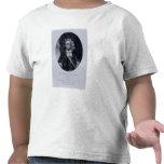 Retrato de sir Christopher Minns Camiseta