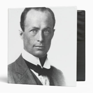 "Retrato de sir Douglas Mawson Carpeta 1 1/2"""