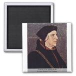 Retrato de sir Guillermo Butts Imanes