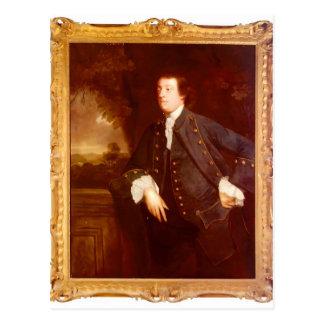 Retrato de sir Guillermo Lowther de Joshua Reynold Tarjetas Postales