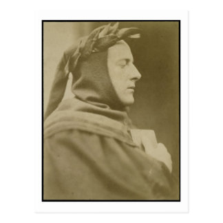 Retrato de sir John Everett Millais (1829-96) Dre Tarjeta Postal