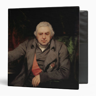 "Retrato de sir José Banks, 1810 Carpeta 1 1/2"""