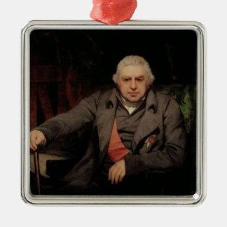Retrato de sir José Banks, 1810 Ornamento Para Arbol De Navidad