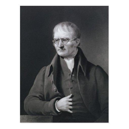 Retrato de sir José Thomson Tarjeta Postal