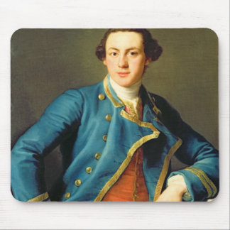 Retrato de sir Juan Armytage Alfombrillas De Raton