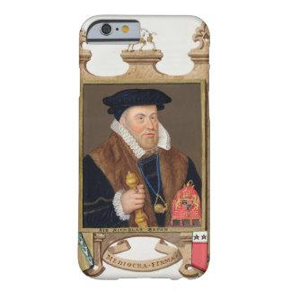 Retrato de sir Nicholas Bacon (1509-79) de 'Mem Funda De iPhone 6 Barely There