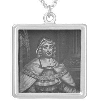 Retrato de sir Richard Rainsford Colgantes
