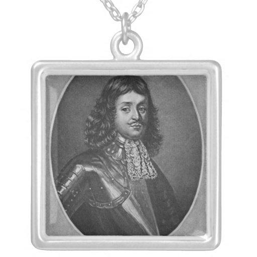 Retrato de sir Richard Stainer Colgante