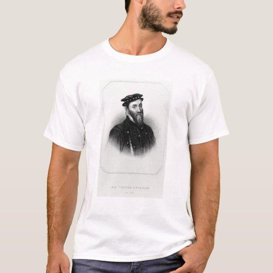 Retrato de sir Thomas Gresham Playera