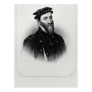 Retrato de sir Thomas Gresham Tarjeta Postal
