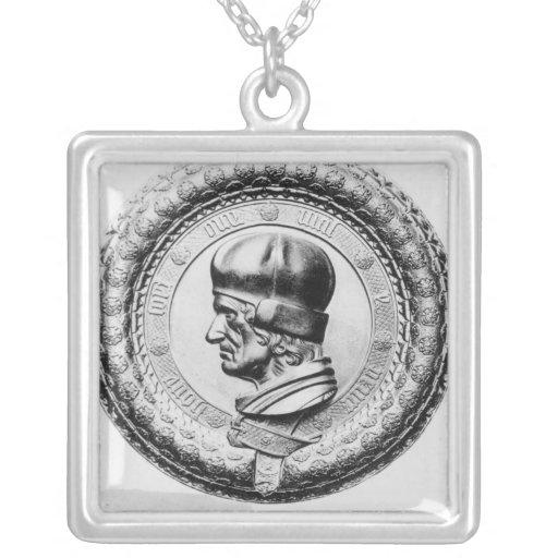 Retrato de sir Thomas Lovell Collar Personalizado
