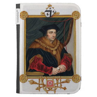 Retrato de sir Thomas More (1478-1535) de la 'nota