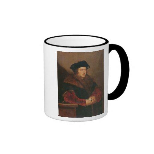 Retrato de sir Thomas More Taza De Café