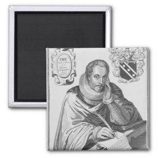 Retrato de sir Thomas Overbury Imán De Frigorífico