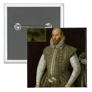 Retrato de sir Walter Raleigh, 1598 Pins