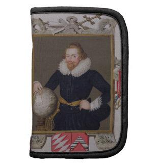 Retrato de sir Walter Raleigh (c.1552-1618) de Planificador