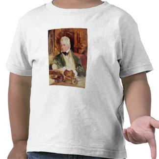 Retrato de sir Walter Scott Camiseta