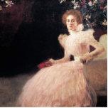 Retrato de Sonja Knips; Pintura de Gustavo Klimt Esculturas Fotográficas
