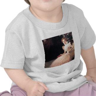 Retrato de Sonja Knips Pintura de Gustavo Klimt Camiseta