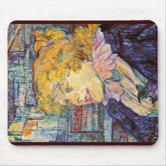"Retrato de Srta. Dolly From The Star ""en Le Havre, Tapetes De Raton"