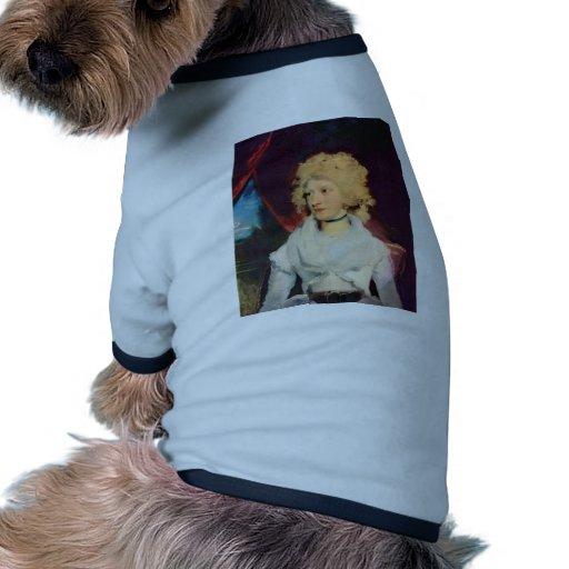Retrato de Srta. Martha Carry By sir Thomas Lawren Camisa De Mascota