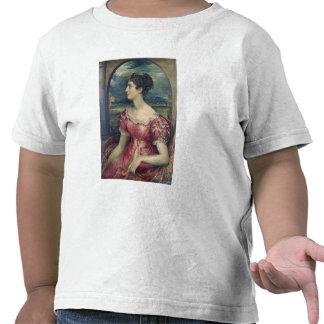 Retrato de Srta. Puxley, 1826 (aceite en lona) Camisetas