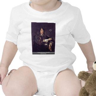 Retrato de Stephen Geraedts de Hals Francisco Traje De Bebé
