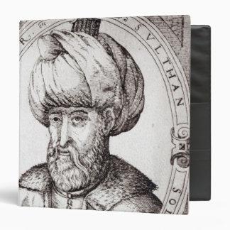 Retrato de Suleiman el magnífico
