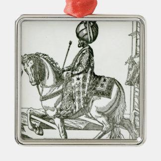 Retrato de Suleiman el magnífico Ornamento De Reyes Magos