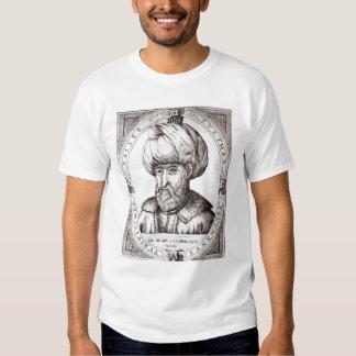 Retrato de Suleiman el magnífico Polera
