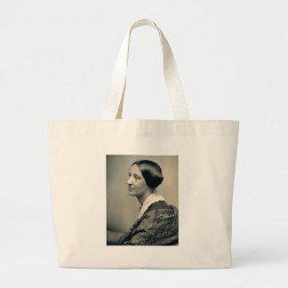 Retrato de Susan Brownell Anthony 1850 Bolsas De Mano