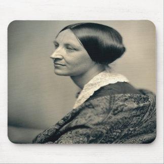 Retrato de Susan Brownell Anthony 1850 Tapete De Ratones